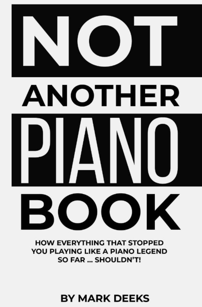 Not Another Piano Book