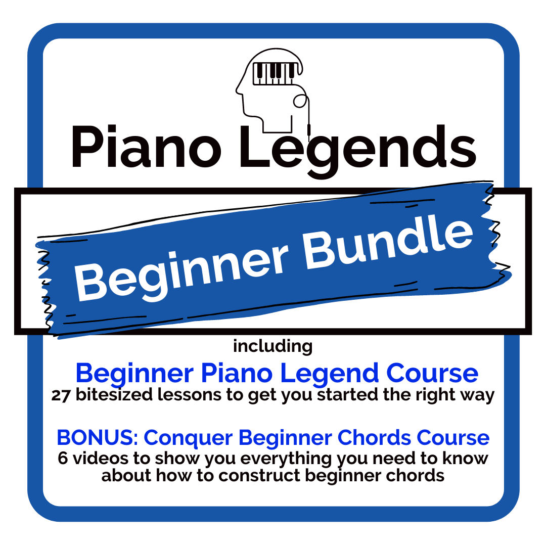 Piano Legends Beginner Bundle